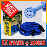 BEST DEAL!!! Ez Jet Water Cannon + Selang X-Hose 15meter ~ Limited Offer