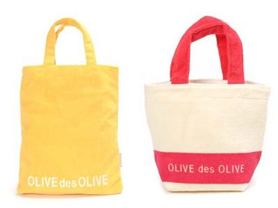 オリーブ・デ・オリーブ Olive Des Olive トートバッグ トートバック バック トート バッグ 通販の画像