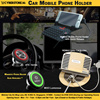 Remax Mobile Phone Holder Car Adapter Battery Charger Cable USB Hub Charging Cable Car Accessories