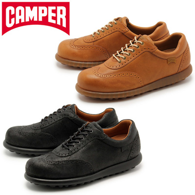 カンペール ペロータス アリエル CAMPER PELOTAS ARIEL レディース カジュアル シューズ レザー スニーカー 靴の画像