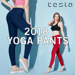 ★TESLA YOGA Leggings PANTS★ Women Yoga Capri Long Pants Tank top Sports wear/Pilates Fitness
