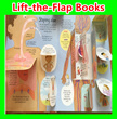 ★SALES★RESTOCK 1-4-17★USBORNE Look Inside★Hardcover Lift Flap Book ★Children Book★Educational Book