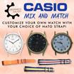 Casio MTP series Mix and Match (customize)