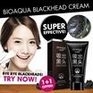1+1 BIOAQUA BLACKHEAD REMOVE CREAM WITH SKIN CARE MOISTURIZING NOURISHING SHRINK PORES | BAMBOO CHAR