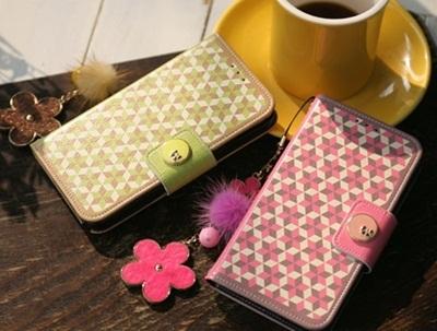 ≪docomo≫ GALAXY S5 SC-04F/≪au≫ GALAXY S5 SCL23スマホケース スマホカバーギャラクシー GALAXY S5 Diary /Tongkeun Pocket The Snowflake Diary( ダイアリータイプ レザーケース)の画像