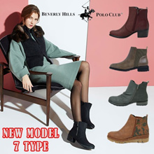 [POLO CLUB]♥Last promotion♥ 34 Type WOMEN BOOTS