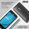 Asus Zenfone GO ZB452KG 4.5inch 1/8GB  5MP - 8MP - Garansi 1 Tahun