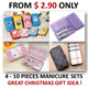 [ORTE] Manicure Pedicure Facial Tools Set* Hard Casing Box* Hello Kitty Casing * Doraemon Casing* Various Nail Cutters *Scissors * Eye Brow Groomer * Ear Cleaner * Nail Buffer * Travel Size *