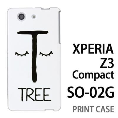 XPERIA Z3 Compact SO-02G 用『0623 「T」』特殊印刷ケース【 xperia z3 compact so-02g so02g SO02G xperiaz3 エクスペリア エクスペリアz3 コンパクト docomo ケース プリント カバー スマホケース スマホカバー】の画像