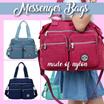 Women Messenger Bags High Quality Ladies Handbags Shoulder Bag Waterproof Nylon Crossbody bolsas fem