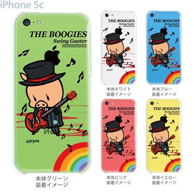 【SWEET ROCK TOWN】【iPhone5c】【iPhone5cケース】【カバー】【スマホケース】【クリアケース】【Clear Arts】【アート】 46-ip5c-sh2014の画像