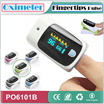 Finger Pulse Oximeter Fingertip Blood Oxygen Heart Rate Measure Monitor