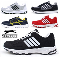 [Slazenger] ★ men women sports shoes ★ running walking trainer outdoor athletic comfort sneakers fashion casual footwear shoe boy girl workout fitness exercise