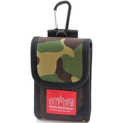 マンハッタンポーテージ(Manhattan Portage) アクセサリーケース Accessory Case MP1025 W.CAMO カモ 【財布 小物入れ】の画像