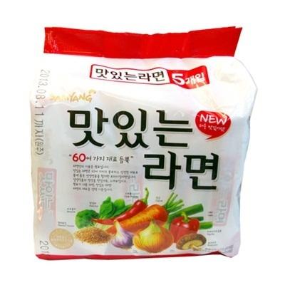 【韓国食品・韓国ラーメン】■韓国の美味しいラーメン【5個セット】(辛さ2)■の画像