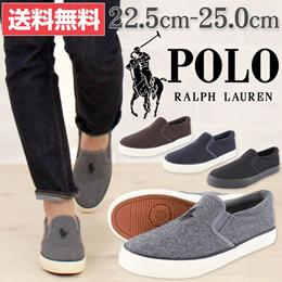 スニーカー スリッポン レディース 靴 POLO RALPH LAUREN SETH SLIP-ON 99892 ポロ ラルフローレン