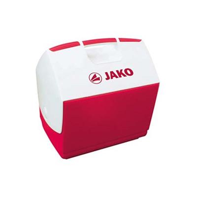 ヤコ(JAKO) クーラーボックス 6.0L 2150 09 レッド/ホワイト 【サッカー フットサル】の画像