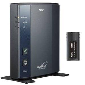 【クリックで詳細表示】NECAtermWR8370N[HPモデル]USBスティックセットPA-WR8370N-HP/U
