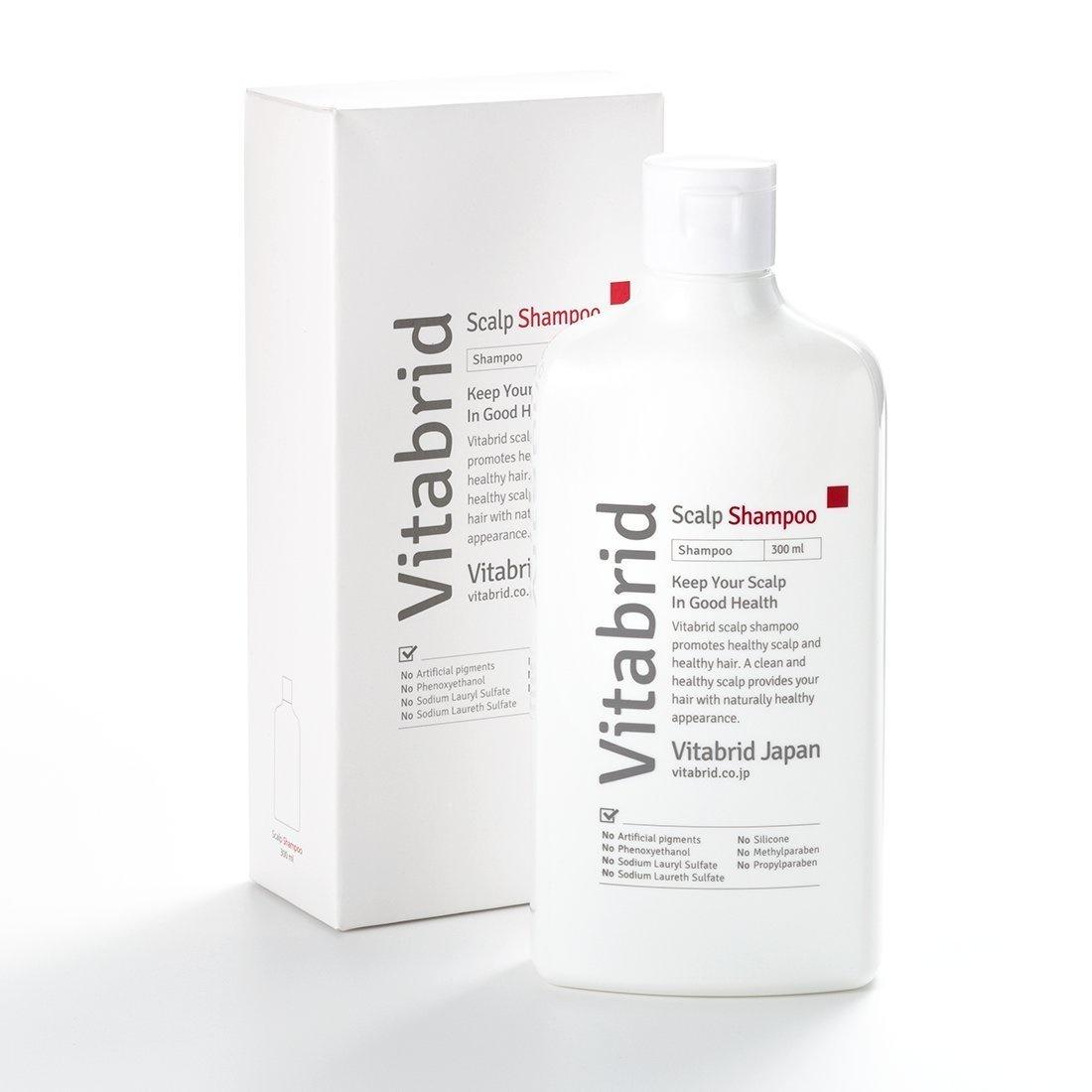 VITABRID C12 Scalp Shampoo 300ml