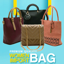 HL - Premium Quality Import Women Bag
