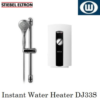 qoo10 stiebel eltron instant water heater dj 33s home electronics. Black Bedroom Furniture Sets. Home Design Ideas