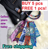 Buy 5 Get 1 FREE!!/Small Scarf/ Twilly Bag Scarf/ Tsum/ HairBand/ Bracelet/ Tie/ MultiPurpose Scarf/ Ribbon Bow/ Mothers Day Gift / Charm Bracelet/ Frozen/ Handphone case/ Princess/