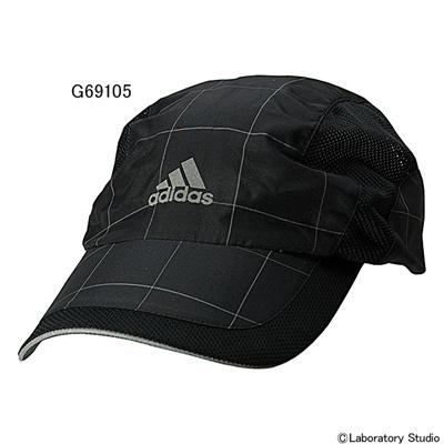 アディダス (adidas) リフレクティブキャップ AC047 [分類:スポーツ 帽子・キャップ・ハット (ユニセックス)]の画像