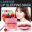 [LANEIGE] Lip Sleeping Mask 20g / Melt lip dead skin softly during the sleep and make smooth Tang Tang Lip! / Amorepacific