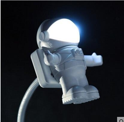 Qoo10Super Meng USB Nightlight creative space astronaut astronauts USB LED night light switch sound and light control nightlights