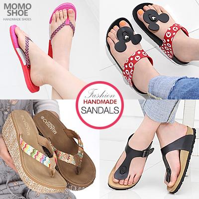 ★Handmade Shoes★ビーチサンダルビーチスリッパサンダルスリッパ旅行スリッパ夏のサンダルフリップフロップのウェッジサンダルオープントゥ外出サンダル