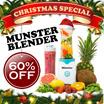 Germany Design Munster Smoothie Blender/ Juicer / Mixer / Smoothies maker / Personal Blender / Munster Blender / better than Shake N Take Blender / 1 Year warranty