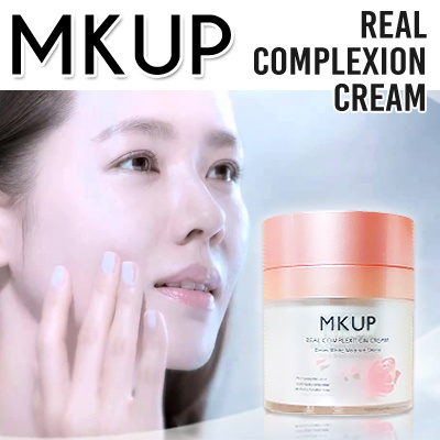 Best Selling! MKUP Real Complexion Cream and MKUP Product Series / Eyeliner /Lip Pen / Concealer Deals for only S$49.9 instead of S$0