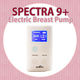Cimilre Spectra 9+ Double inhaler set componented Electric PORTABLE Breast Pump    *Acc Available*