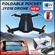 JY018 GLOBAL Drone Foldable Mini RC Selfie Quadcopter WiFi FPV 720P HD G-sensor Drones