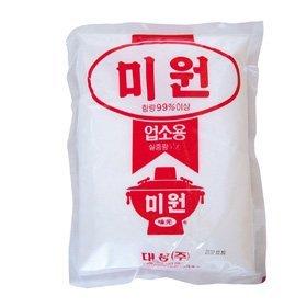 【韓国食品・韓国調味料】 ■味の素(ミウォン500g)■の画像