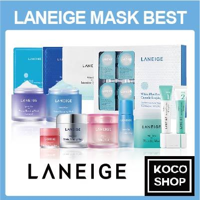 ?LANEIGE MASKS?LOWEST PRICE with CART COUPON?100% AUTHENTIC Deals for only S$50 instead of S$0