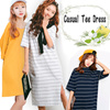 【20/4 BIG PROMO】Casual Tee Dress~ For Relaxing Days