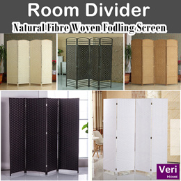 【Folding Screen/Room Divider】Privacy/Fengshui/Temporary room/widest selections in town!