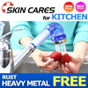 ★NEW★[SKIN CARES for KITCHEN HEAD]#MADE IN KOREA#/SKincares/ Skin cares/Shower head/Kitchen head/ Rust/ Heavymetal/ Anion/ Waterpressure/ Filter