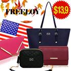 [FREELOY]★1 DAY SALES★Korea Fashion/ShoulderBag/Handbag/Work Bag/Tote/Big Bag/Cross Body Bag/Clutch/shopper/mini bags/Teachers day gift