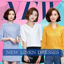 【22/6PROMO】 Girls T-shirts Dress Cartoon Short Sleeve Casual Loose Blouse/Plus Size