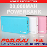 Latest Powerbank Design direct from Distributor 20000mah / Lowest in Town
