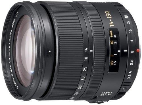 【クリックで詳細表示】Panasonic LEICA D VARIO-ELMAR 14-150mm/F3.5-5.6 ASPH./MEGA O.I.S. Lens   L-RS01