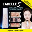 [LAST DAY OFFER] NEW! HOT ITEM! 5000PCS SOLD IN 1 HOUR! ❤ Labelle 5 ❤ SG Official Distributor › 5th Gen › Award Winning ULTRASONIC SKIN SCRUBBER➤Sonic Peel [Pore Cleanser|Blackheads| Made in Korea ] M