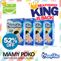 ◄ MAMYPOKO ► Extra Dry Diapers / Extra Soft Pants ★ JUMBO BUNDLE DEAL 3/4 ★  Tape Size NB/S/M/L/XL/XXL. Walker Pants Size M/L/XL/XXL/XXXL Boys/Girls