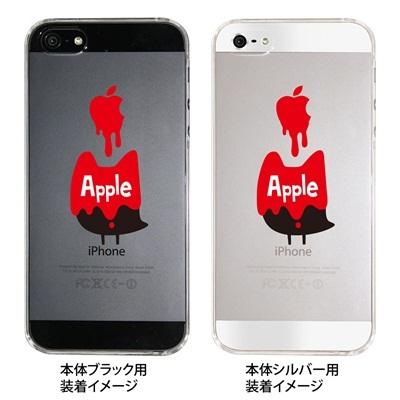 【iPhone5S】【iPhone5】【TORRY DESIGN】【Clear Arts】【iPhone5ケース】【カバー】【スマホケース】【クリアケース】 ip5-27-tr0003の画像