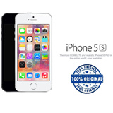 Apple iPhone 5S 16GB | Garansi 1 Tahun Distributor ( PRE-OWNED)