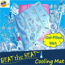 ✪[Cooling Mat!]✪ ❄BUY 2 FOR 50%❄!! || Multi-Purpose Super Cooling Gel Mat || Reduce Temperature 7°C!