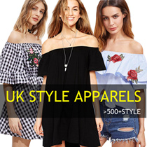 2017 UK STYLE APPARELS DRESS/ TOP/SHIRT