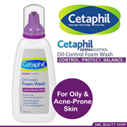 Cetaphil PRO ★ DermaControl Foam Wash | Acne | Mario Badescu | Drying Lotion | Avene Cleanser